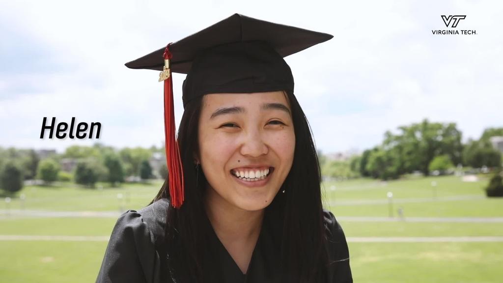 Graduating Thoughts - Helen Zhang
