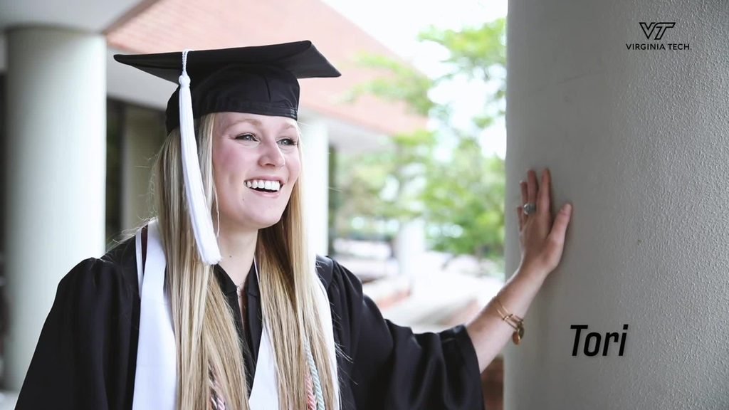Graduating Thoughts - Tori Upton