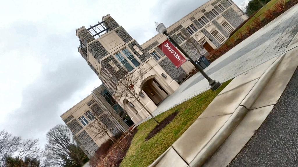 Our Blacksburg Campus — With A Twist