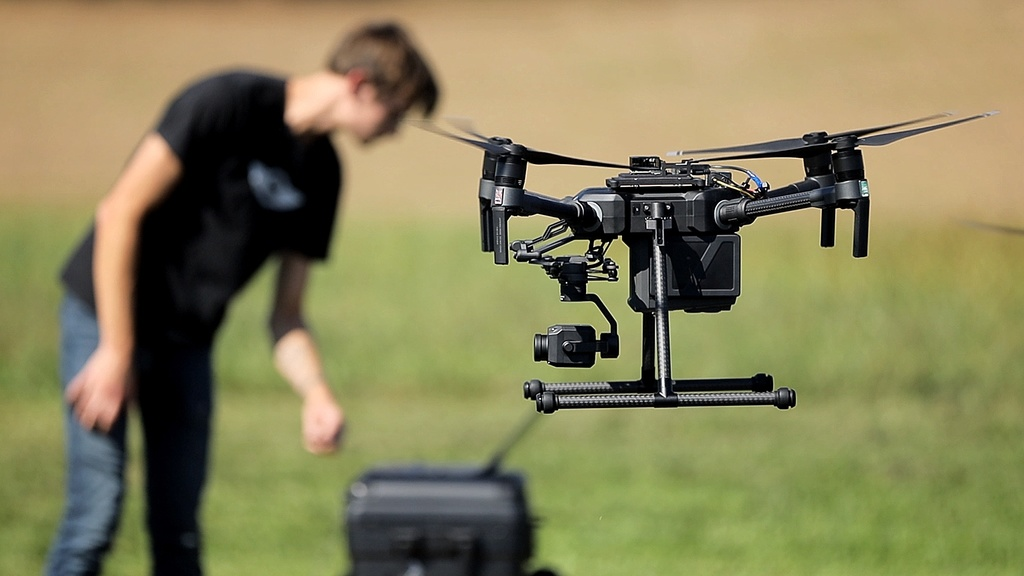 Teaching drone swarms to assist in search and rescue efforts