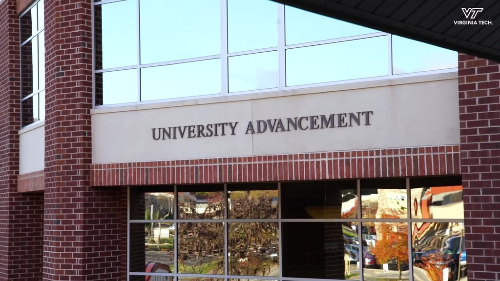 A look at working in Advancement at Virginia Tech