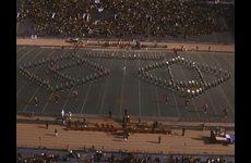 KU Marching Jayhawks [Band]: Performance at the KU v. University of Colorado Football Game thumbnail