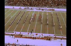 KU Marching Jayhawks [Band]: Performance at the KU v. Florida State University thumbnail