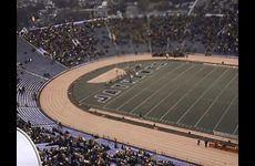 KU Marching Jayhawks [Band]: Performance at the KU v. University of Missouri Football Game thumbnail
