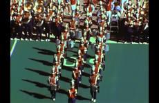 KU Marching Jayhawks [Band]: KU v. University of Nebraska Football Game Halftime Performance thumbnail