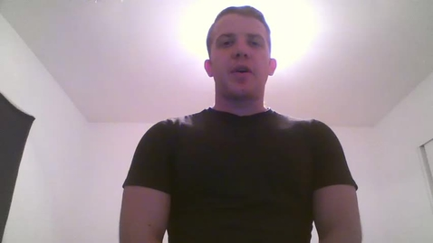 Thumbnail for entry Video Introduction - Josh Rosson