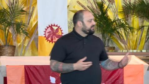 Thumbnail for entry Christian Picciolini ICG Guest Speaker