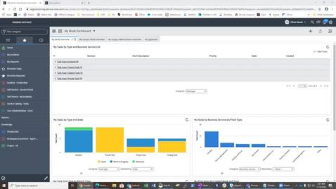 Thumbnail for entry ServiceNow Tips and Tricks: Visual Task Boards