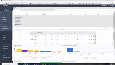 Thumbnail for entry ServiceNow Tips & Tricks: Dashboards, 05/19/21
