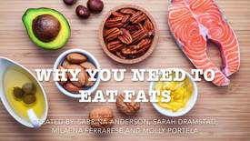 Thumbnail for entry Why You Should Eat Fats