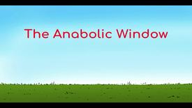 Thumbnail for entry Anabolic Window