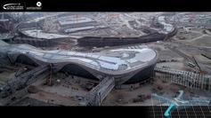 Abu Dhabi International Airport – Midfield Terminal Building update 11 02 2016