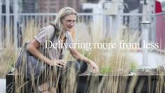 Delivering more from less