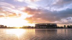 Optus Stadium: Perth's fans first stadium