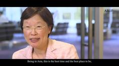 Welcome message from Catherine Tsui