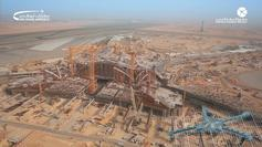 Abu Dhabi International Airport – Midfield Terminal Building development