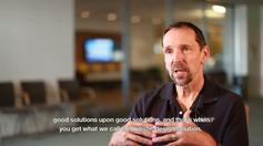 Alisdair McGregor, Fast Company interview
