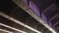 Lighting Berlin's Kantstrasse rail bridges