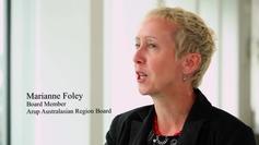 Senior Women's Journeys - Marianne Foley