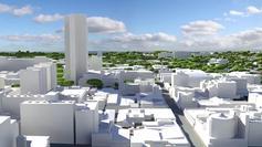 3D city modelling in Tshwane