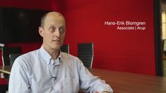 Hans Erik Blomgren: Tall Timber Competition