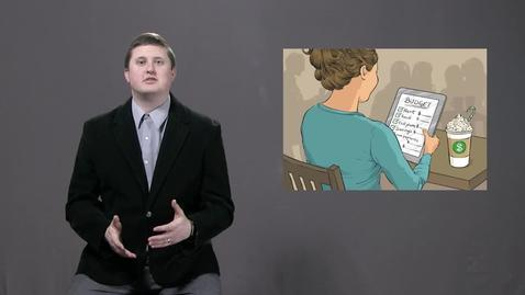 Thumbnail for entry Aaron Wilkinson-Finances