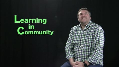 Thumbnail for entry John Drury- Community