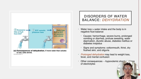 Thumbnail for entry Ch 26 III - Disorders of Water Balance