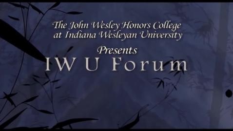 Thumbnail for entry Dr. Jean Bethke Elshtain - Fall 2012 President's Author Series
