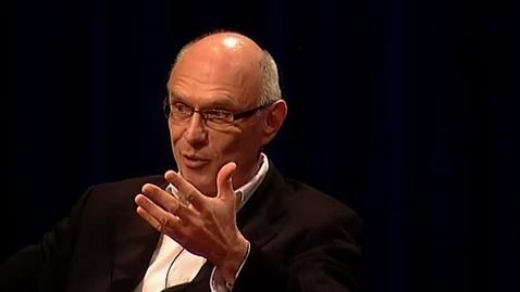 Thumbnail for entry Dr. Miroslav Volf - President's Author Series