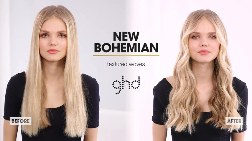 Textured Wave How To Guide Ghd Wanderlust