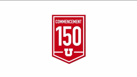 Thumbnail for entry U of U Commencement Ceremony - May 2, 2019