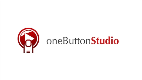 Thumbnail for entry One Button Studio