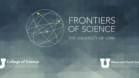 Thumbnail for entry Frontiers of Science - Dr. Francis R. McAllister