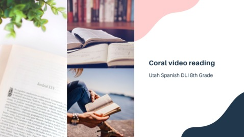 Thumbnail for entry Coral Video