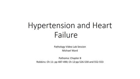 Thumbnail for entry Hypertension and Heart Failure