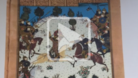 Thumbnail for entry Temür, Painter of Politics
