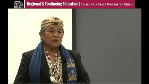 Thumbnail for entry Indigenous Earth Relations Alliance-Keynote Chief Calleen Sisk