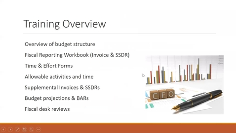 Thumbnail for entry Fiscal Reporting