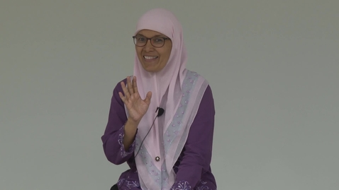 Thumbnail for entry Talking About God Across Borders: A Muslim Woman's Life in Buddhist Thailand