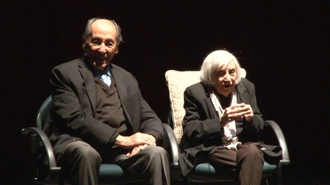 Thumbnail for entry Behind Enemy Lines Featuring Guest Speaker Marthe Cohn, Holocaust Survivor and French Spy