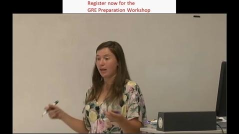 Thumbnail for entry GRE Math Prep Workshop Part 2