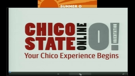 Thumbnail for entry The Nine Chico State Graduation Requirements
