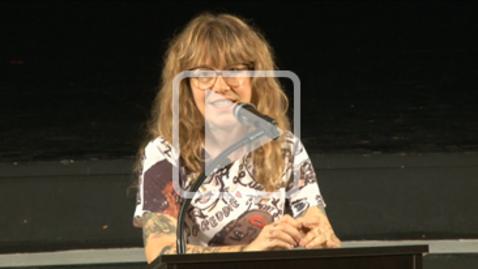 Thumbnail for entry Writer's Voice - Michelle Tea
