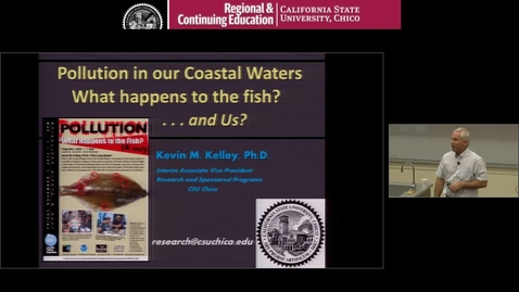 Thumbnail for entry Chemical Contaminants and Health of Fishes in Urban Coastal Regions