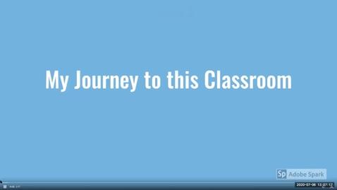 Thumbnail for entry Maitreya Badami: What I had planned