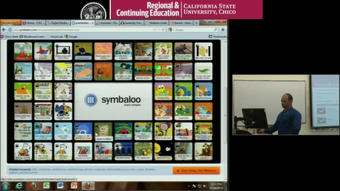 Thumbnail for entry Digital Media for 21st Century Students