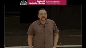 Thumbnail for entry Voice of the Veteran Speaker Series: Phil Elkins