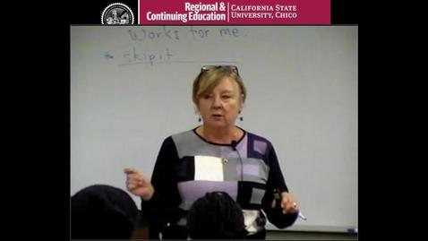 Thumbnail for entry Liberal Studies: CSET Preparation