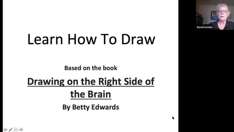 Thumbnail for entry Learn How to Draw: Session 1